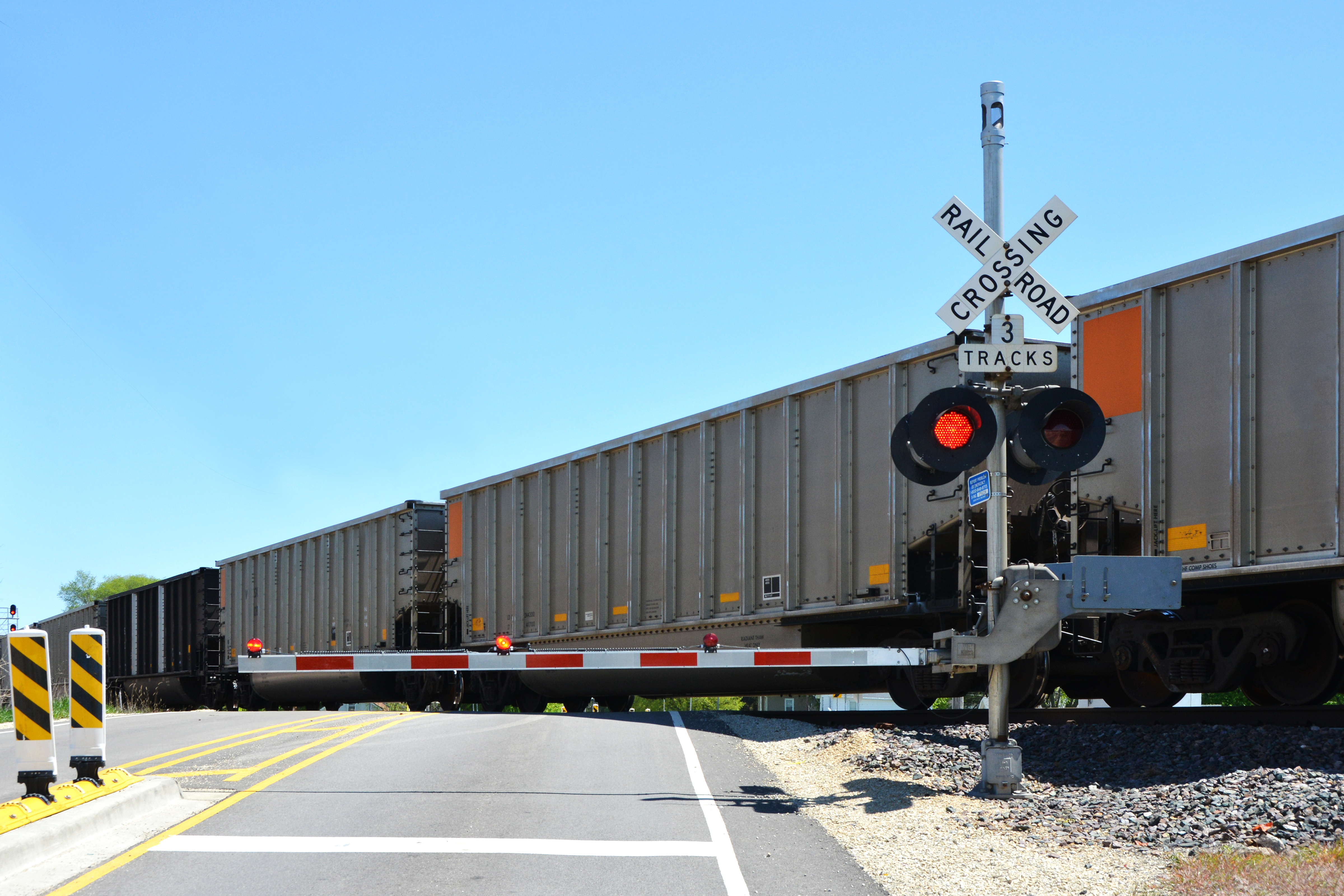 Train Tracking Using Frauscher Axle Counters