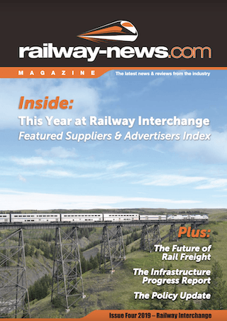 Railway-News Railway Interchange 2019 Magazine
