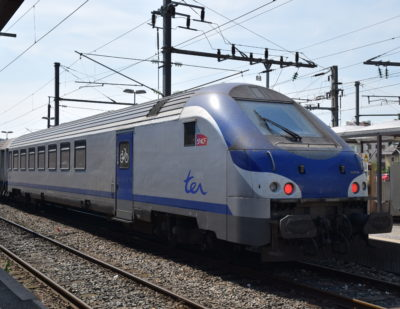 SNCF Chooses CAF for New Intercity Trains