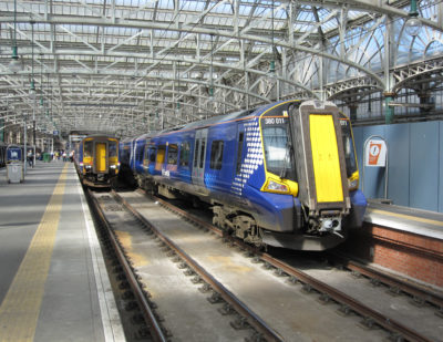 ScotRail to Harness GSM-R for Passenger Information