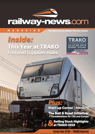 Railway-News TRAKO 2019 Magazine