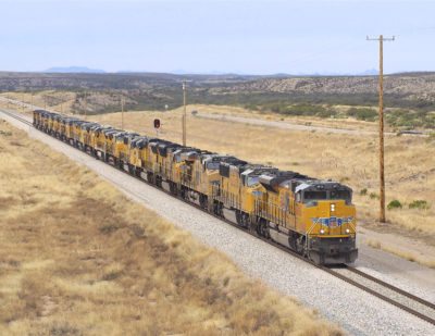 The Future of Rail Freight