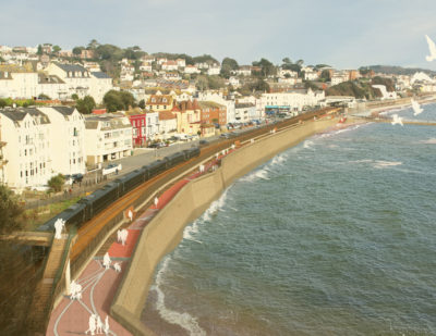 Network Rail: Dawlish Sea Wall Work Set to Restart