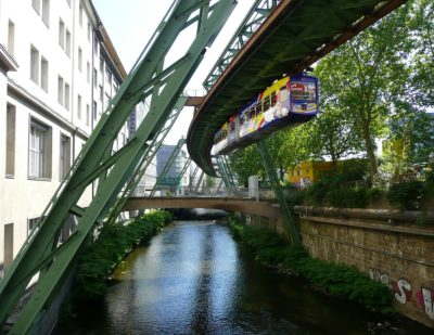 Alstom ETCS System Enters Service on Wuppertal Suspension Railway