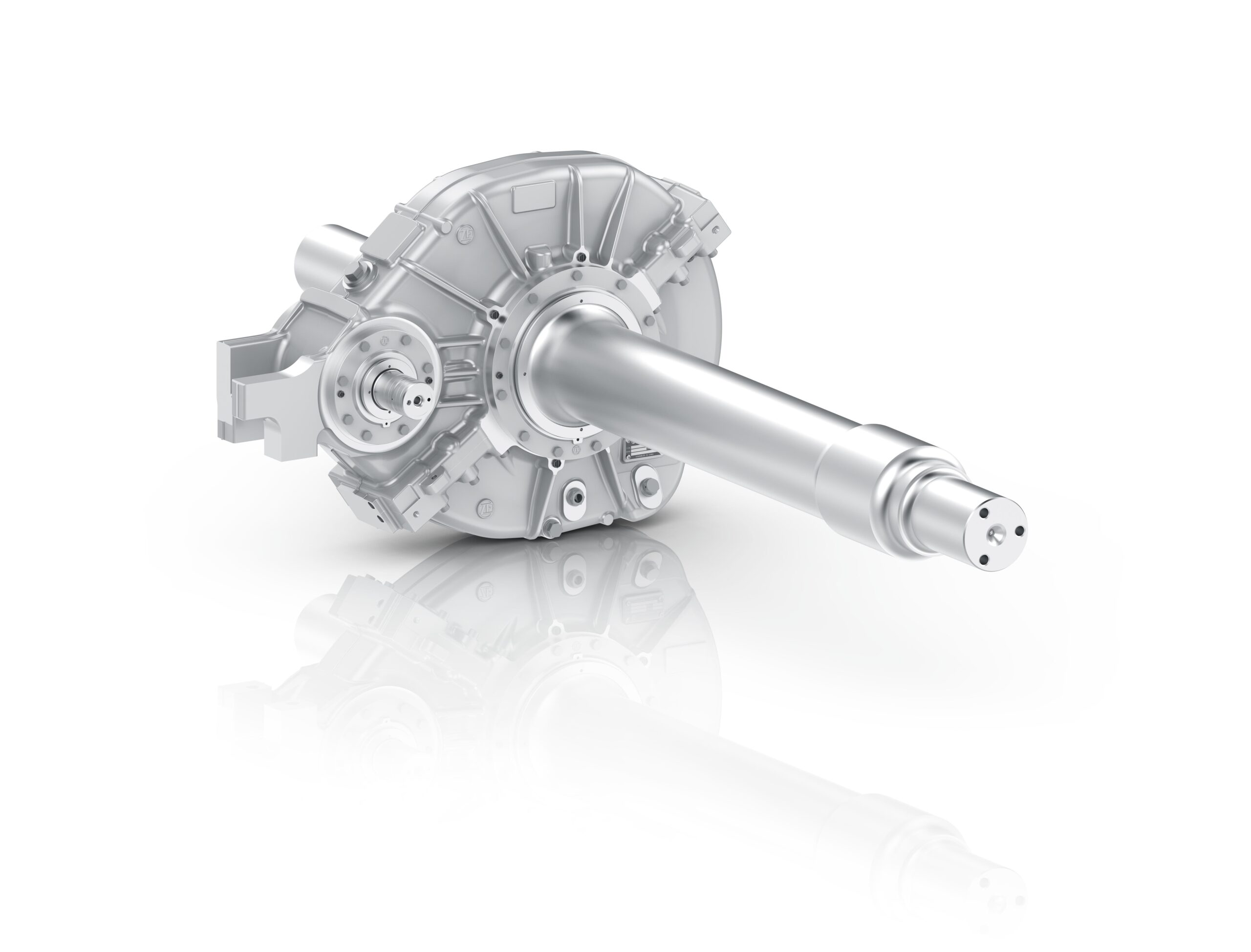 ZF EcoMet modular gearbox for metro vehicles