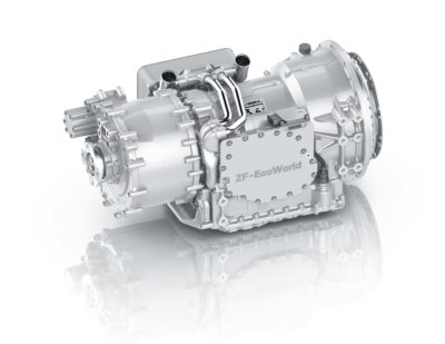 ZF EcoWorld Powershift Transmission