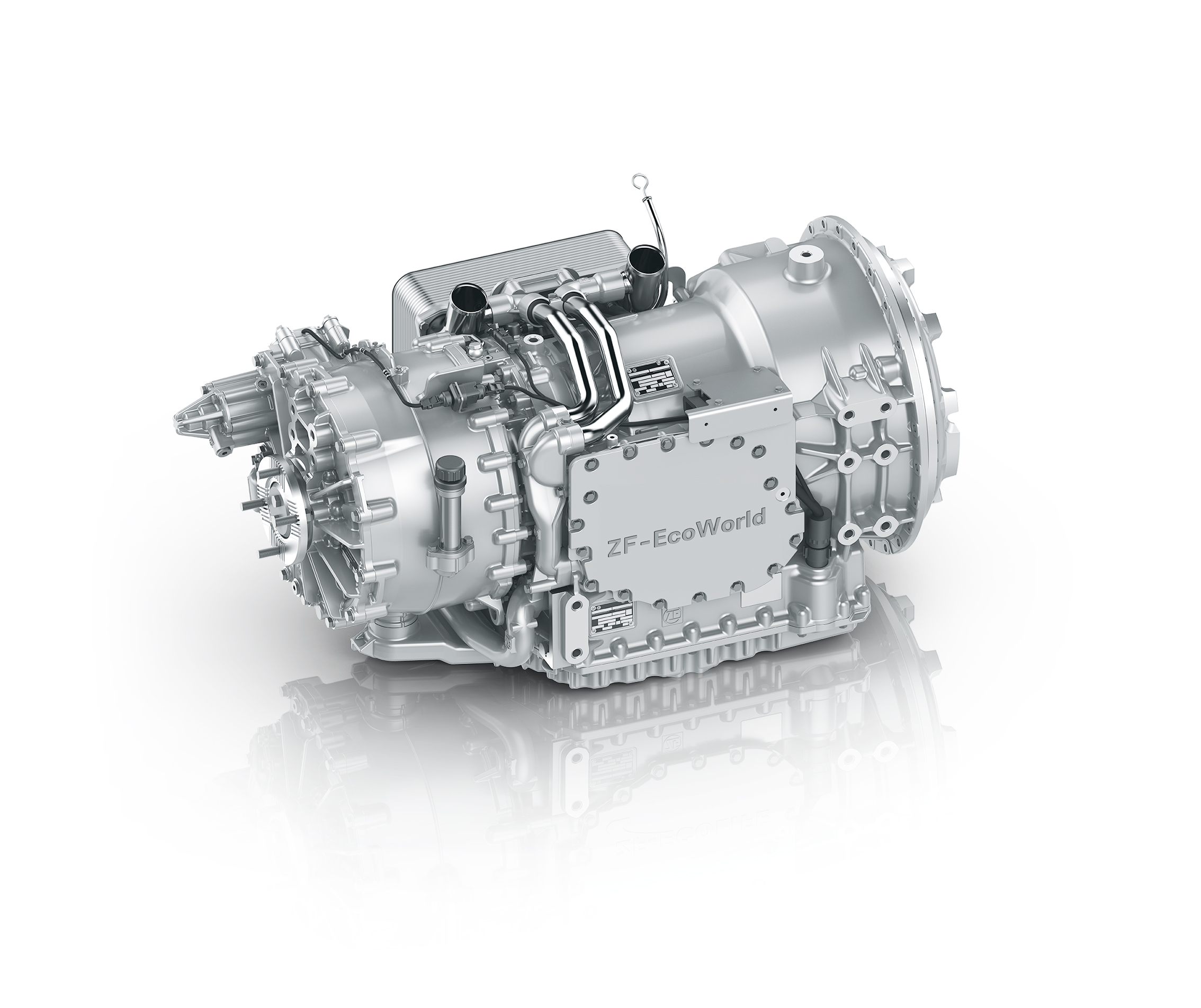 ZF EcoWorld powershift transmission for DMU