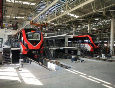 Changzhou Metro Line 1 Commences Passenger Service