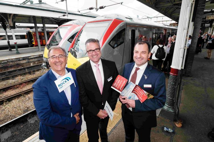 Greater Anglia Celebrate the Launch of 38 Stadler Trains