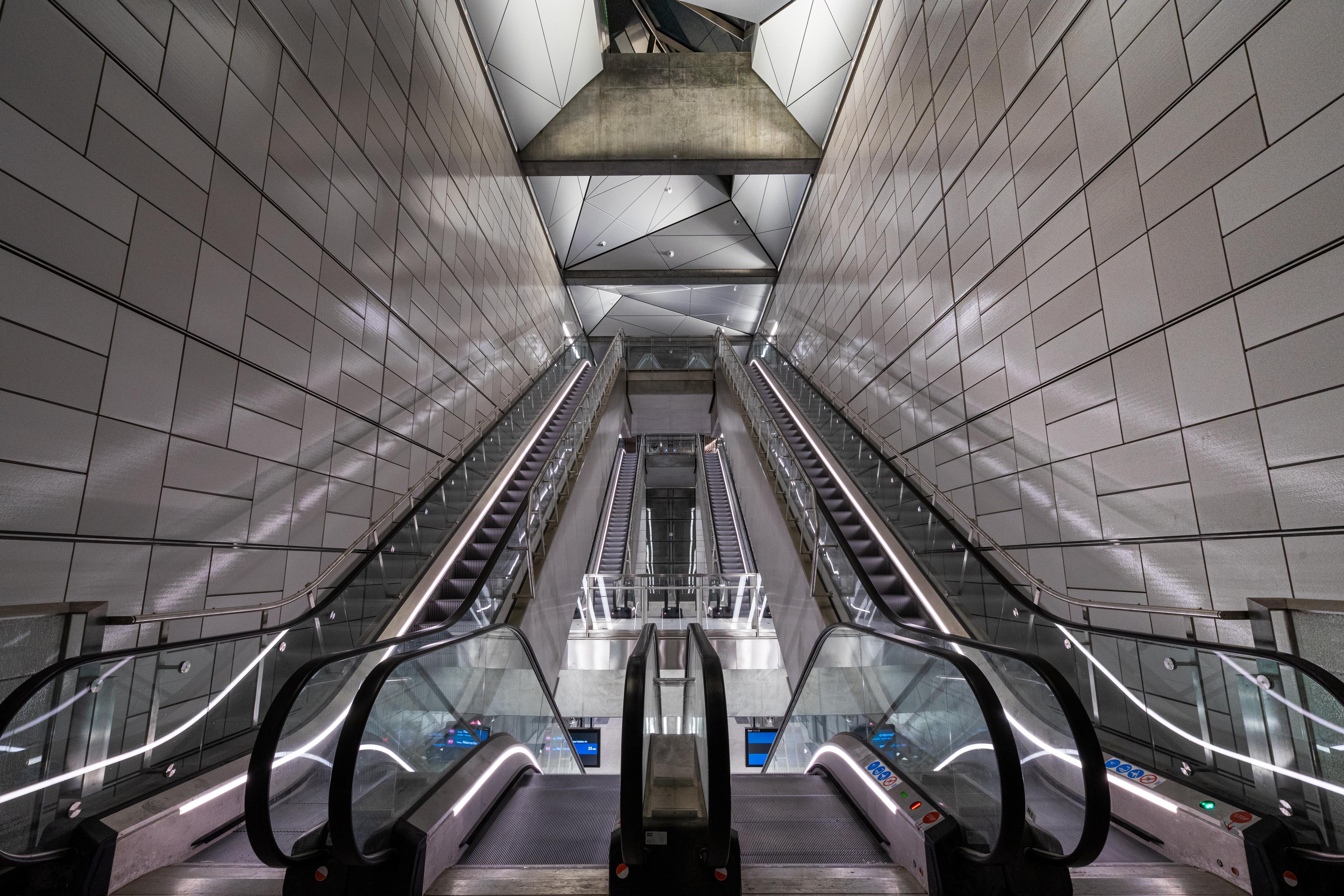 Copenhagen Cityringen metro station