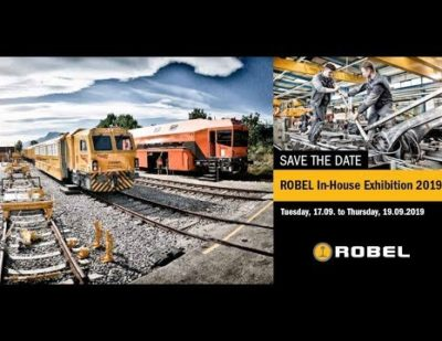Invitation to ROBEL In-House Exhibition 2019