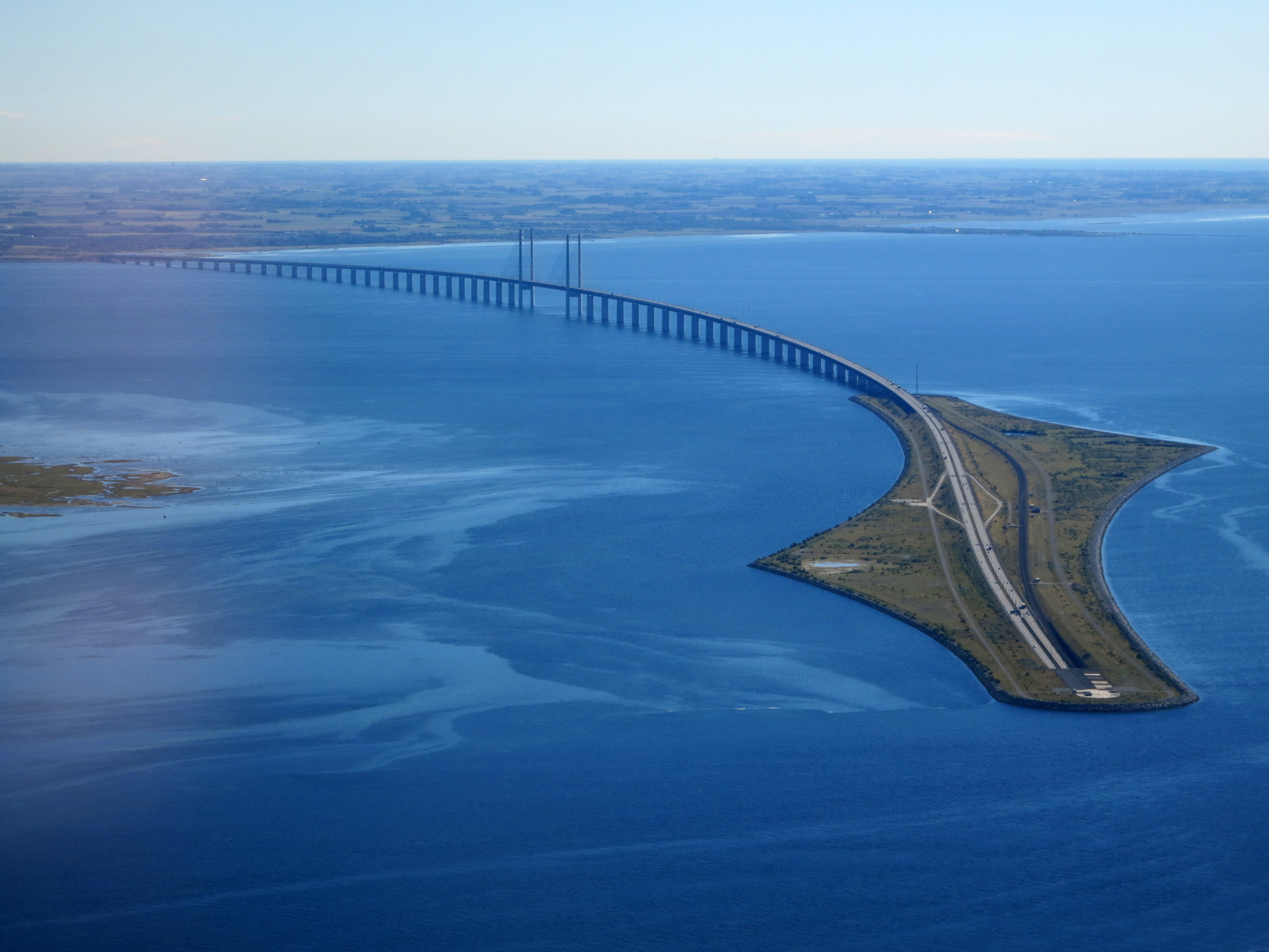 Øresund Fixed Link: a completed transport priority project with EU funding