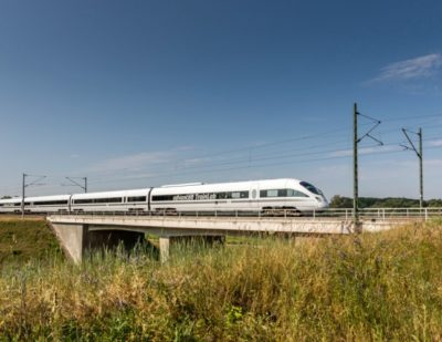 "ZF Cooperates with Deutsche Bahn on the ""Advanced TrainLab"""