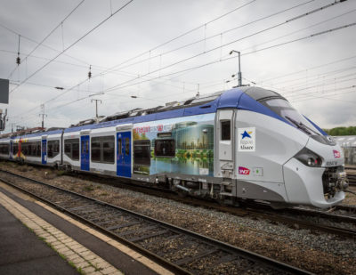 Grand Est Region Buys 39 Coradia Polyvalent Trains