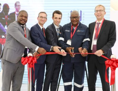 Alstom Ubunye Inaugurates Rail Factory in South Africa
