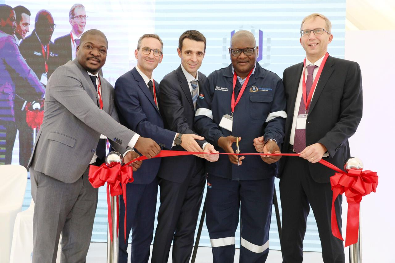 Alstom Ubunye inaugurates its rail factory in South Africa