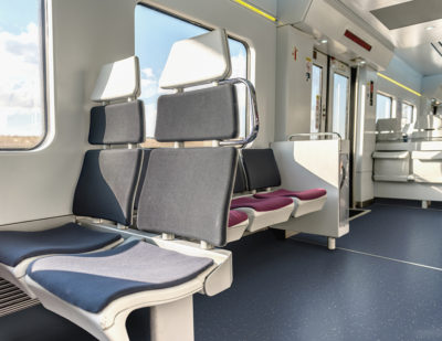 Altro Transflor Motus Union Commuter Train