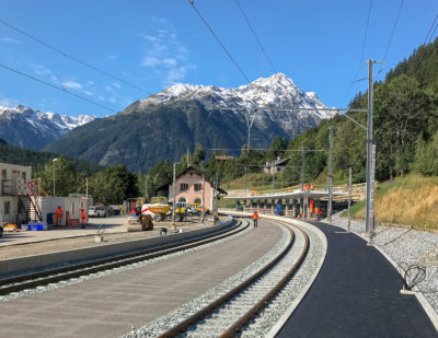 Engadine Line Reopens Following Infrastructure Works