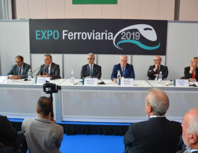 Expo Ferroviaria 2019: Record Visitors and an Appointment to 2021