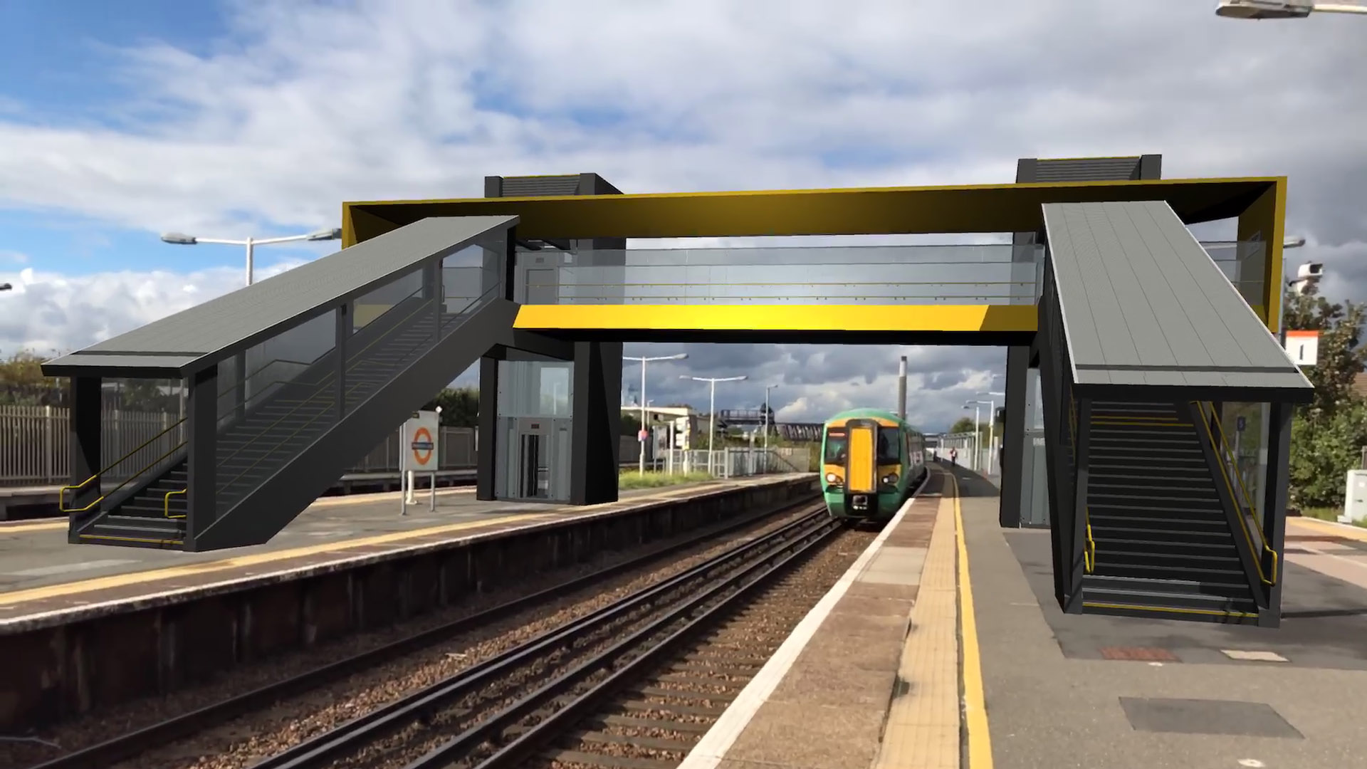 Network Rail Engages Passengers with Augmented Reality