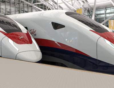 Talgo to Establish Manufacturing Base in Scotland