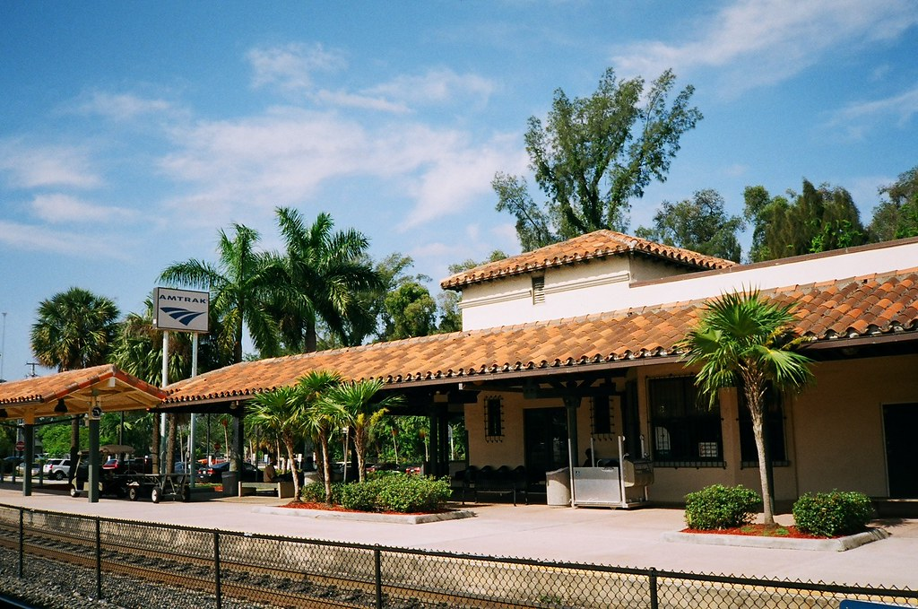 Florida train station Retrofit Product approval