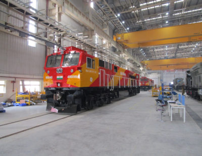 Wabtec Celebrates 'Make in India' Project Milestones