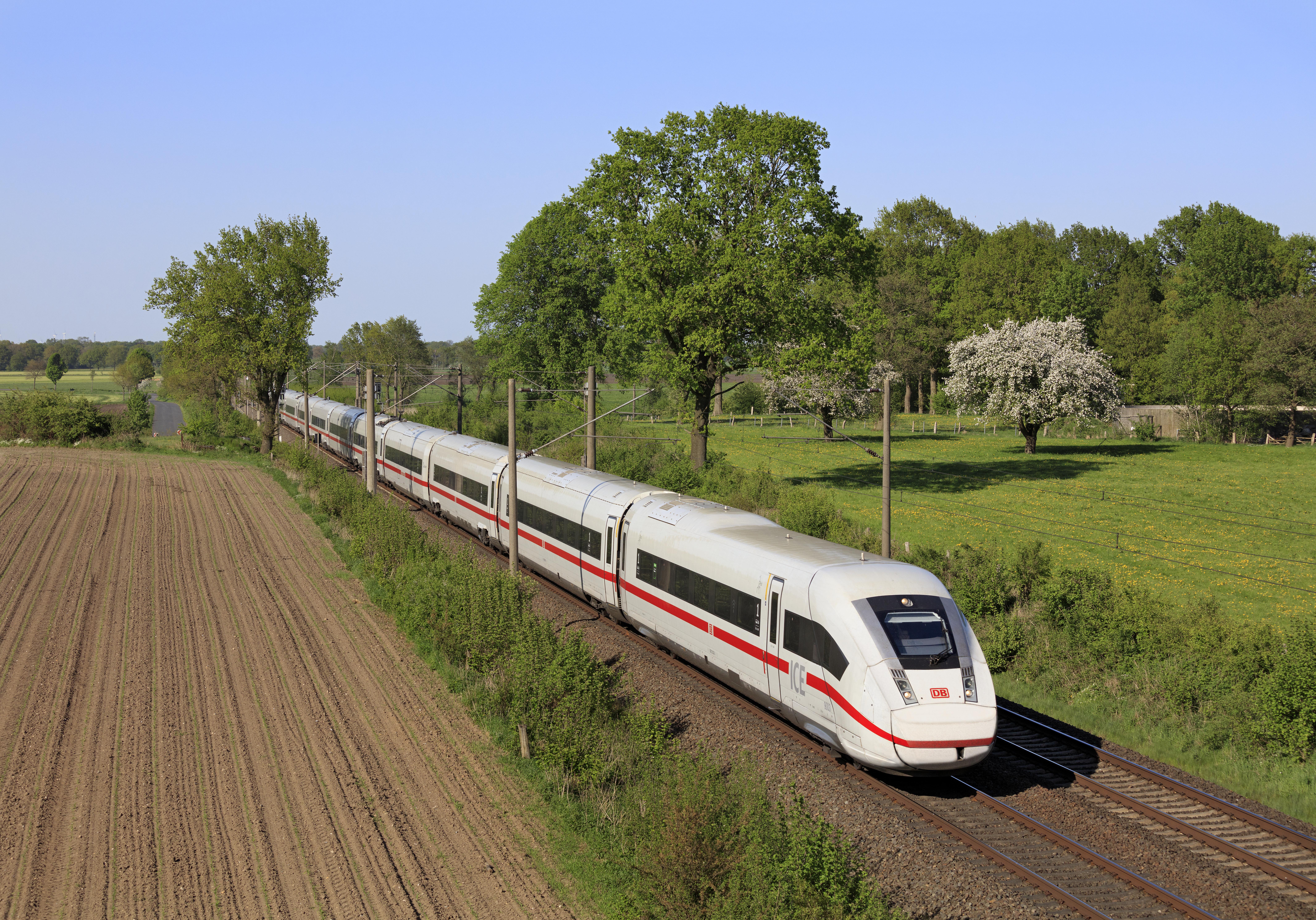 Vat On Train Tickets >> Germany To Cut Vat On Long Distance Rail Journeys Railway News