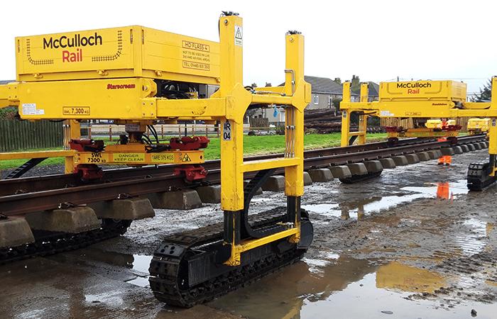 McCulloch Rail solutions