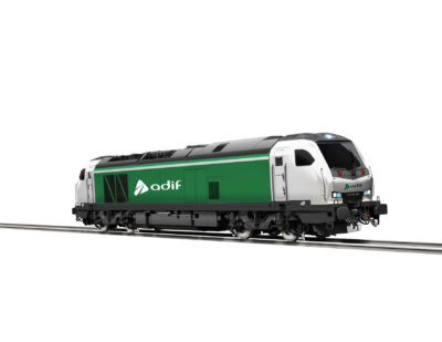 Stadler Signs Contract for 22 Locomotives for ADIF