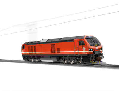 Stadler to Supply 34 Locomotives to Taiwan