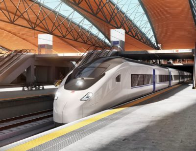 Spanish Train Manufacturer Talgo Establishes Talgo UK