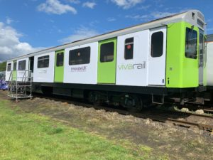 Vivarail's Ongoing Success Leads to Expansion
