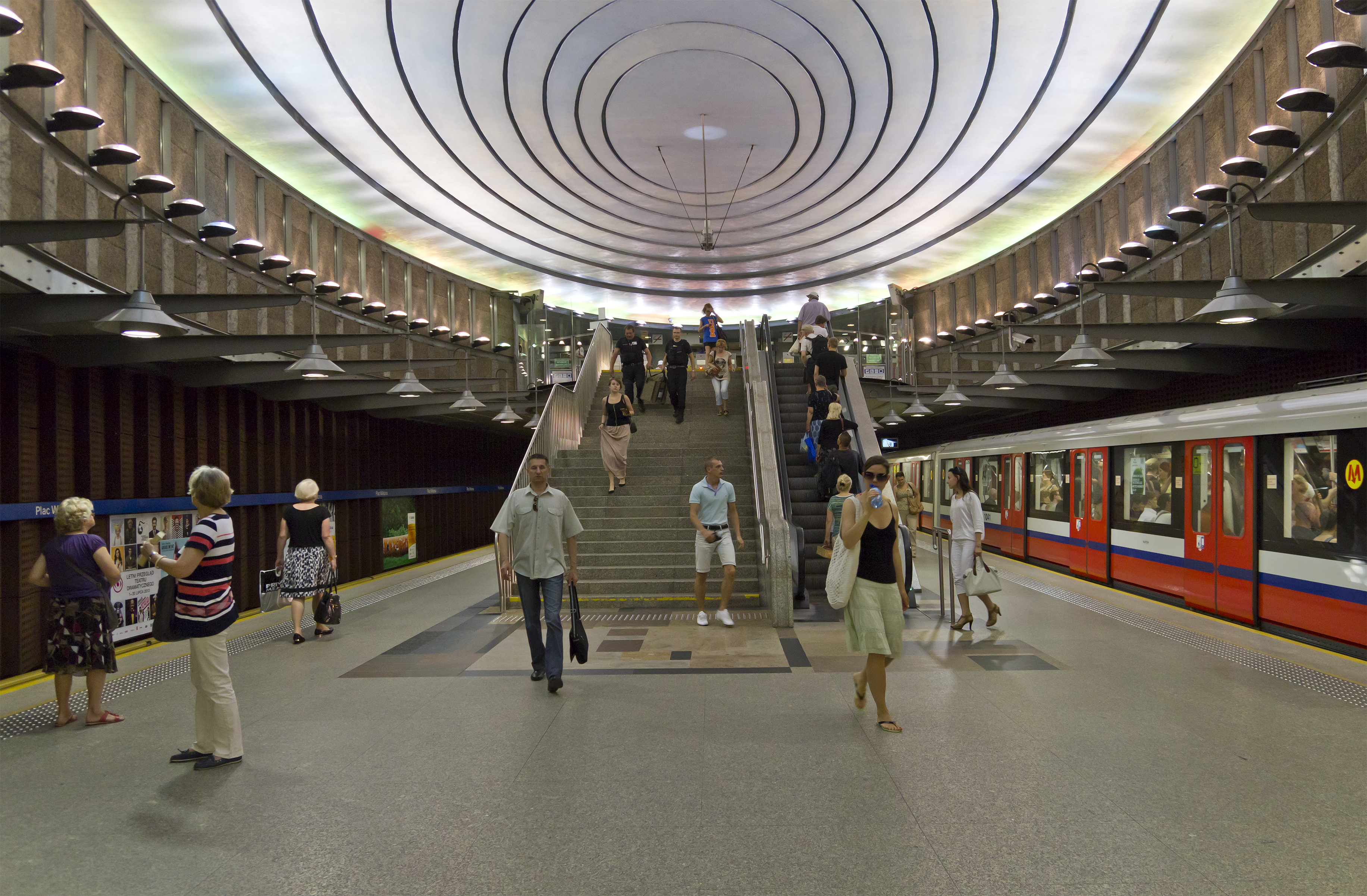Skoda Wins Subway Train Contract in Warsaw