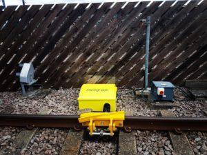 Zonegreen Makes Grade for Nexus Rail Skills Centre