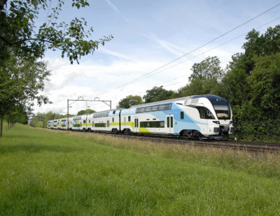 Austria: WESTbahn Buys 15 Stadler KISS Trains