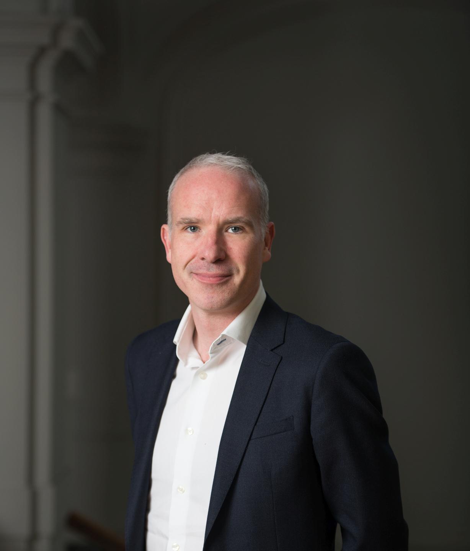 Matt Byrne President UK region bombardier