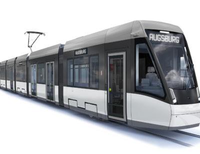 Stadtwerke Augsburg to Buy 11 Stadler TRAMLINK Trams