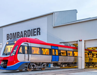 "Bombardier: ""Rail Will Play an Important Role in Solving Australia's Mobility Needs"""