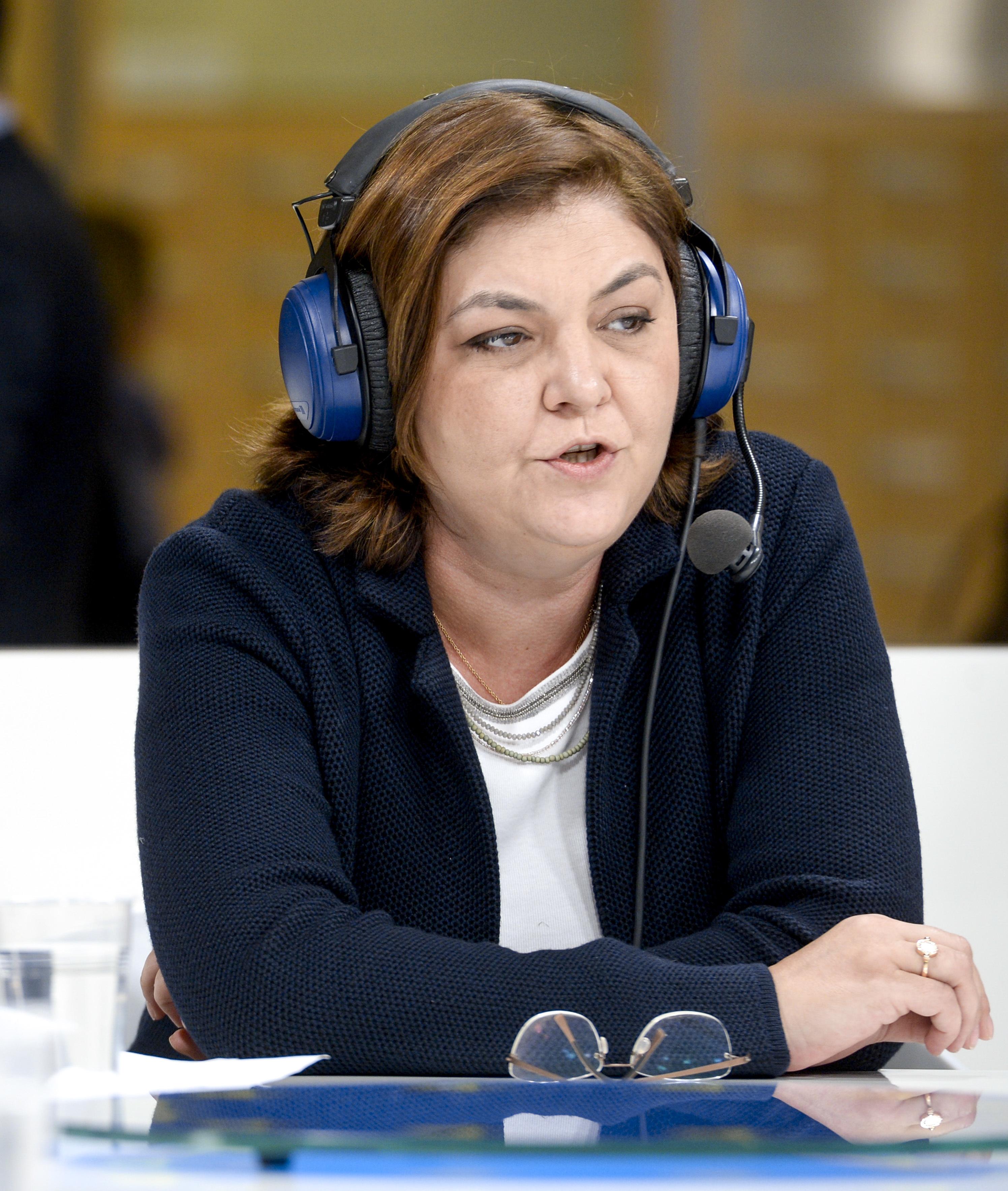 Adina-Ioana Valean –European Commissioner for Transport candidate