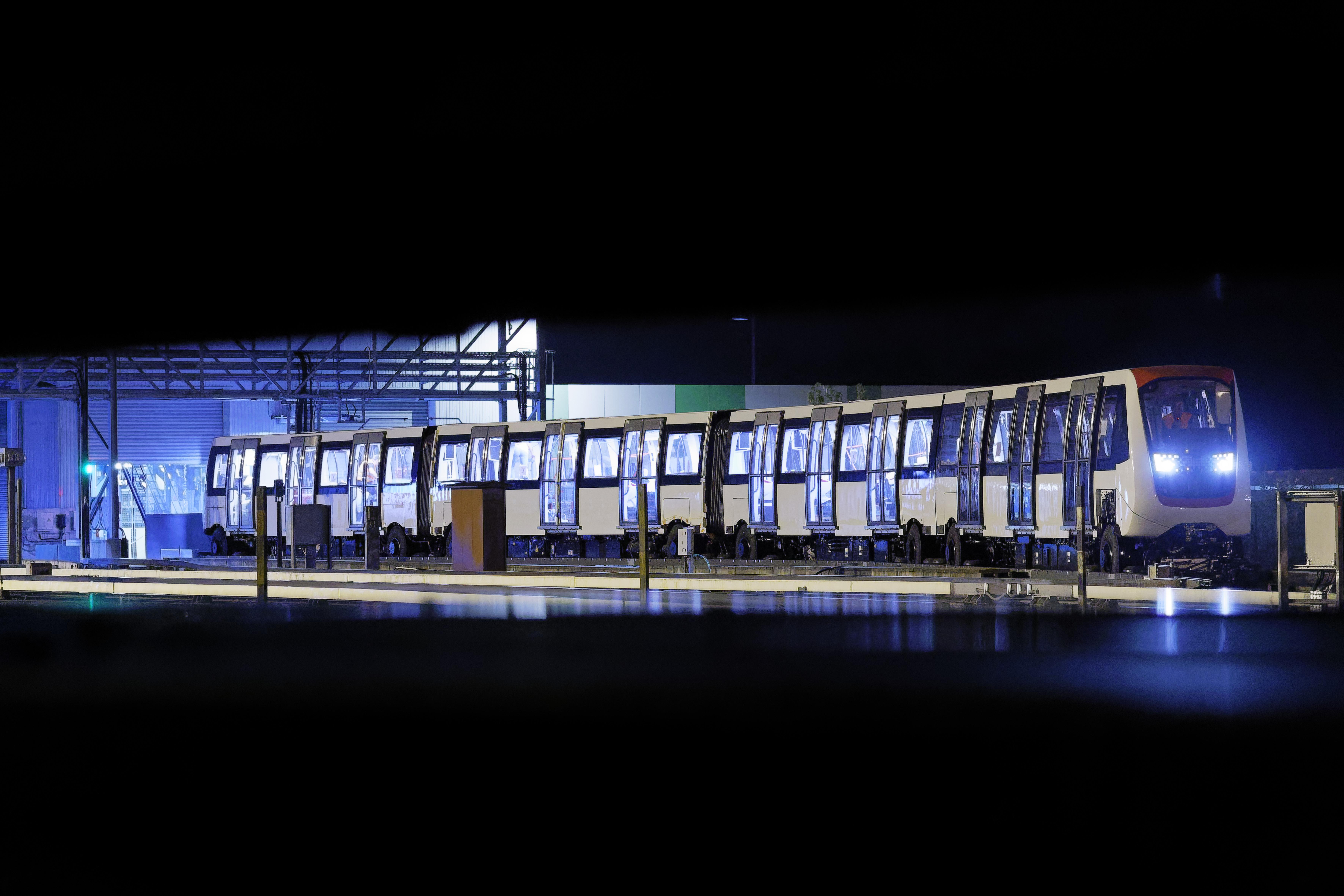 Alstom Metro Lille