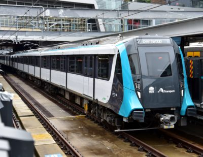 Sydney to Get 23 Additional Alstom Metropolis Trains