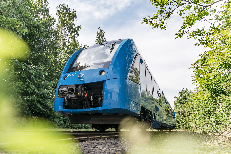 Alstom Coradia iLint Netherlands