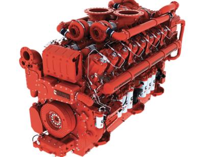Cummins QSK95 Engine for Rail