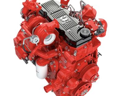 Cummins inline 4-cylinder B4-5 engine