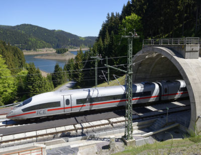30 Years Since the Fall of the Berlin Wall: A Look at the German Unity Rail Projects