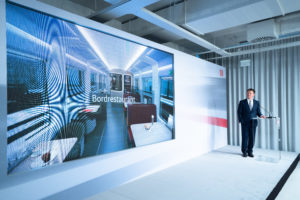 Deutsche Bahn Agrees Purchase of 30 High-Speed Trains · Sigrid Nikutta Joins DB