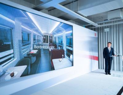 Deutsche Bahn Agrees Purchase of 30 High-Speed Trains · Sigrid Nikutta Joins DB