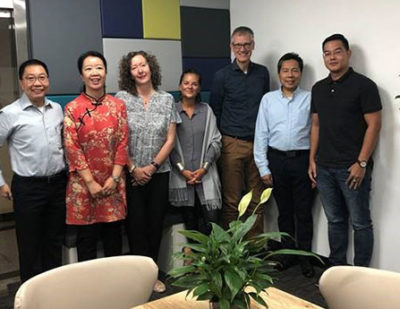 ELeather Opens First APAC Showroom in Beijing