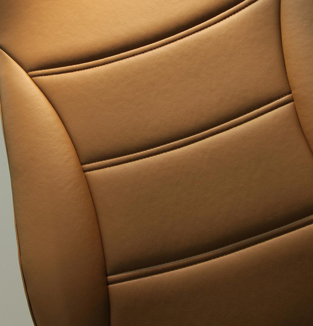 Leather fibre